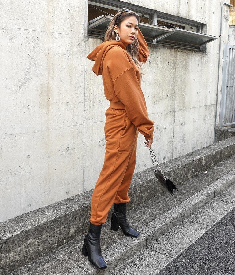 裏毛ジョガーパンツ(ボトムス・パンツ /ロングパンツ) | ANAP